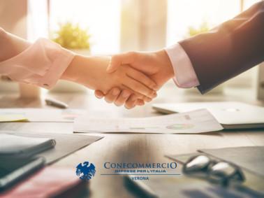 Convenzione promozionale Peva Creative Confcommercio Verona