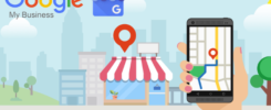 google my business accedi